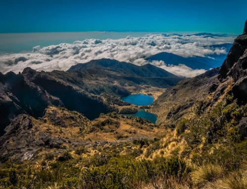 Papua New Guinea's highest mountain